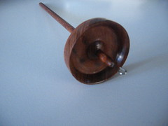 Greensleeves spindle