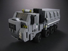 A-700c MSV (mondayn00dle) Tags: truck dawn highway lego military hour forge zero 44 foitsop