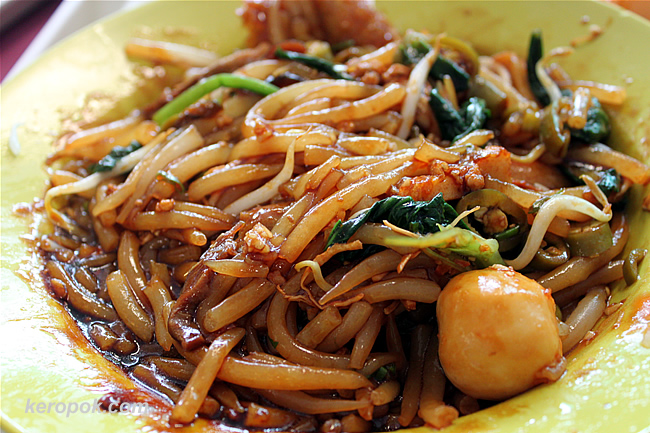 The mixed up Mee Tai Mak