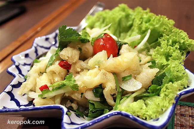 Chicken Feet Salad