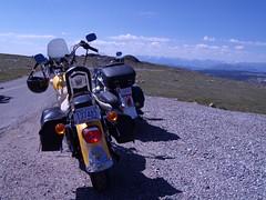 10 thousand feet on top of Bearthooth