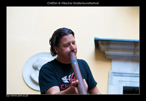 Chilifish @ Straßenkunstfestival Villach