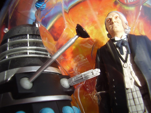 THE 1st DOCTOR 'Action' Figure