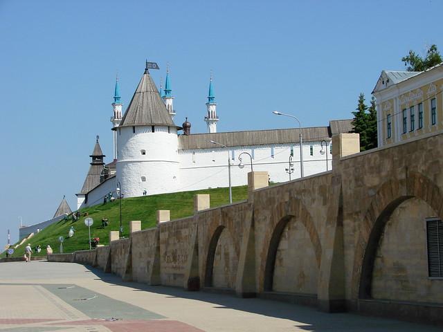 Kremlin - Kazan - Russia 01