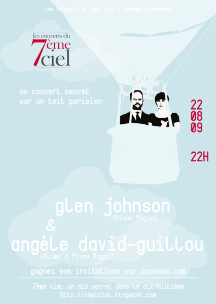 Glen & Angele - 7ème Ciel