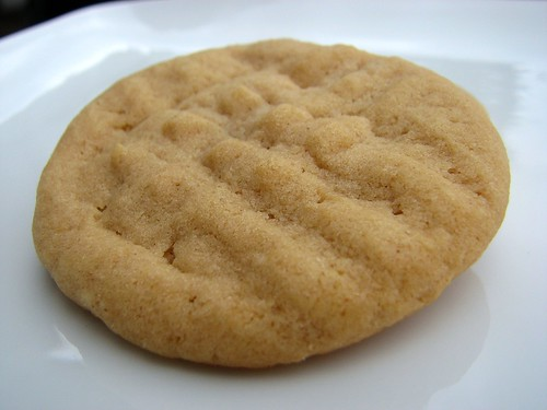 SMS Chewy Peanut Butter Cookies