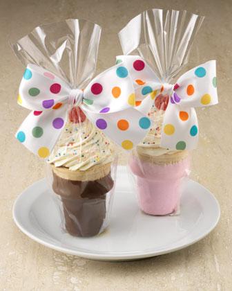 Cake Cone Cupcakes