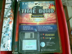 Year 2000 Time Bomb Disposal Kit