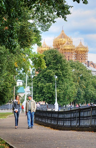 View on The Uspenskiy Cathedral