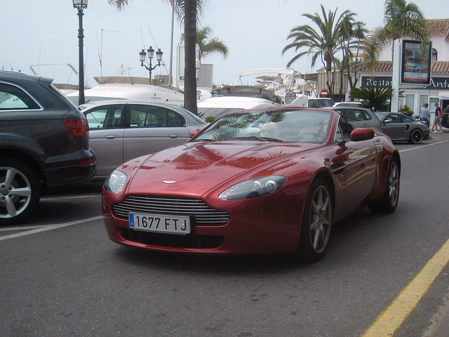 astonmartinv8vantage4 7roadster