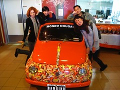 nougat-mobile  In this photo: Karen LeBlanc