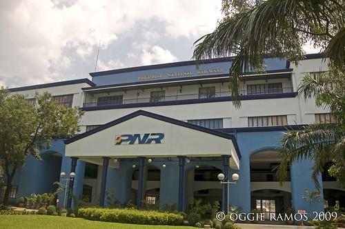 PNR Tutuban Station facade