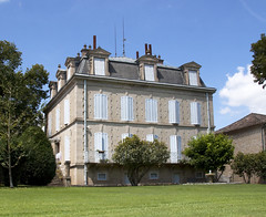 French country house Varen