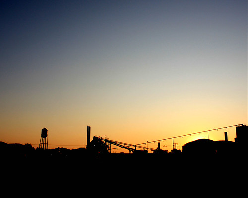 mill at dusk 2
