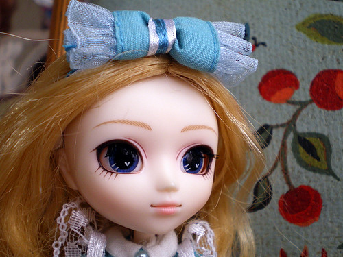 Blue Alice Little Pullip Portrait