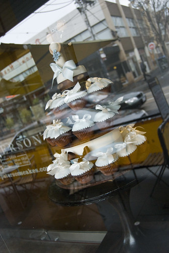 petersons cakes shop front