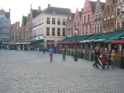 Grote Markt, Brugge