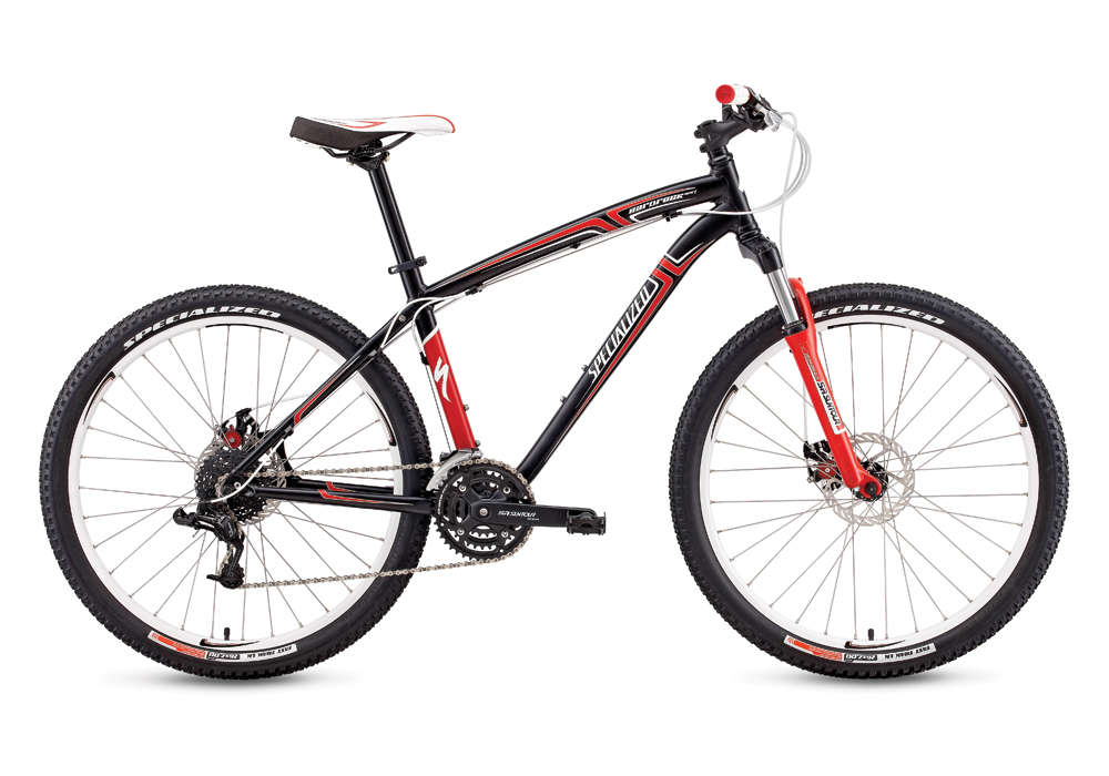 Specialized Hardrock Sport Disc Black-Red