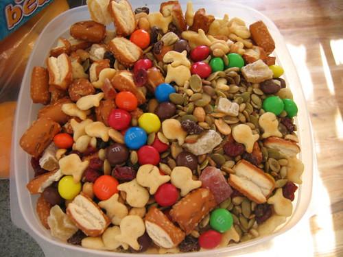 Yummy Trail Mix
