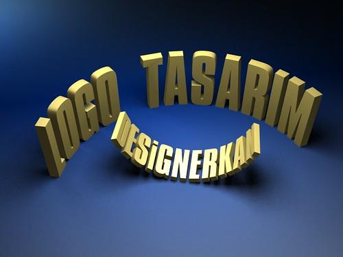 Logo Tasarım 3D – Logo Design 3D