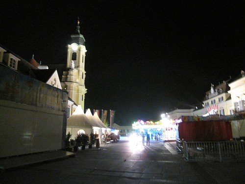 Crazy happenings in Laxeburg!