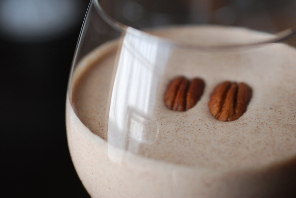 Homemade Pecan Milk - Always Order Dessert