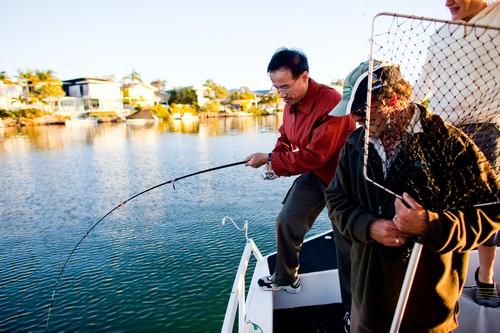 Brisbane deep sea fishing