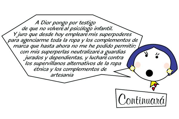 El cómic de Perlita