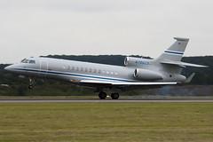 N786CS - Private - Dassault Falcon 7X - Luton - 090907 - Steven Gray - IMG_4564