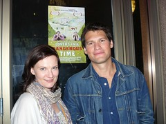 Lovers in Dangerous Time - May Charters & Mark Hug at 2009 Calgary International Film Festival