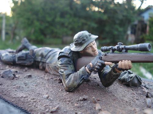 Militar Sniper Eduardo Santos by Eduardo Santos Tattoo