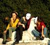 colloquio tra muti (magdina) Tags: roma rosso precari scuola libertà piazzadelpopolo censura studenti manifestazione giornalismo diritti bavaglio ondaanomala stampalibera treottobre