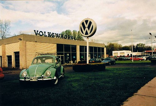 Flickriver Photoset Vintage Vw Dealership Ephemera By