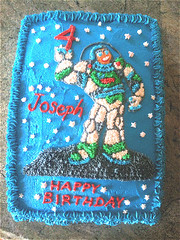 Toy Story Cake by Sharon