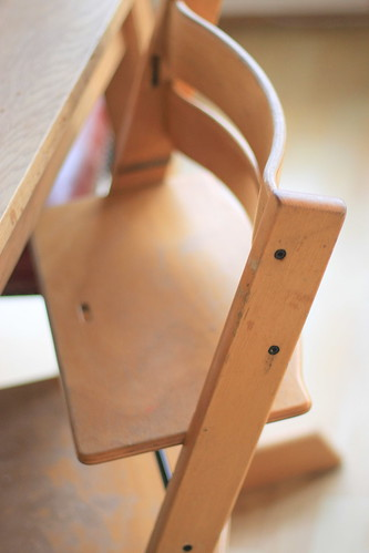 Design icon: chair from Stokke
