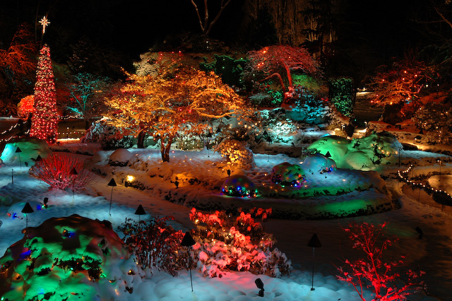 Places To See Christmas Lights