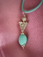 (perpilili) Tags: necklace handmade turquoise jewelry accessories