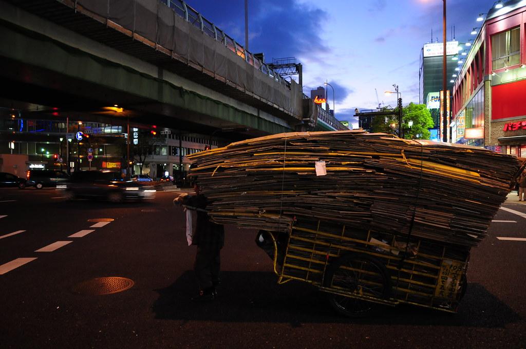 Osaka(大阪府大阪市中央区), 日本橋