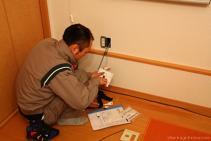 Japan Optic Fiber Internet