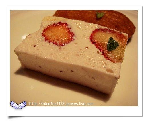 090122阿正廚坊13_草莓慕斯