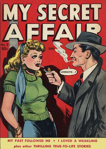 My Secret Affair 2 (Superior, 1950)