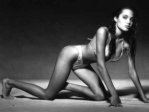 angelina jolie wallpaper bikini. Angelina Jolie Pictures
