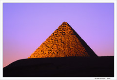 Sound and Light Program in Pyramids! (Atef A. Iskander) Tags: canon eos pyramids 2009 giza 30d 200mm iskander atef canoneos30d canonef70200mmf28lisusm bej aplusphoto atefiskander citrit theunforgettablepictures ubej atefiskander2009 soundandlightprogram