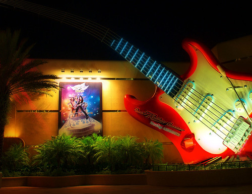 Disney - Rock N Roller Coaster