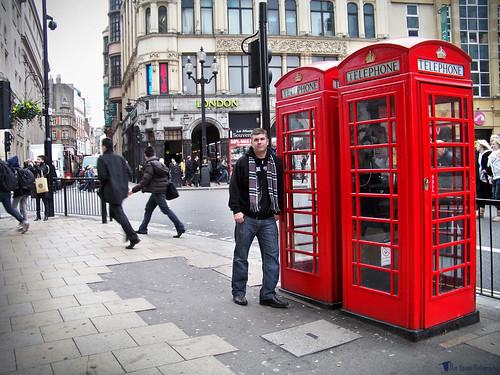 Greg in London