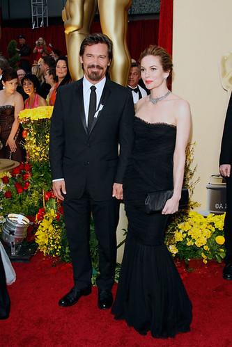 Premios Oscar Josh Brolin y Diane Lane