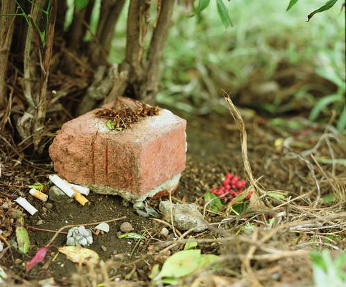 Smoker's Altar