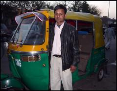 super market boy (tartandart) Tags: india delhi autodriver
