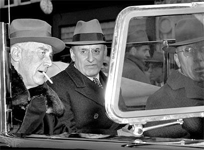 Henry Morgenthau & FDR