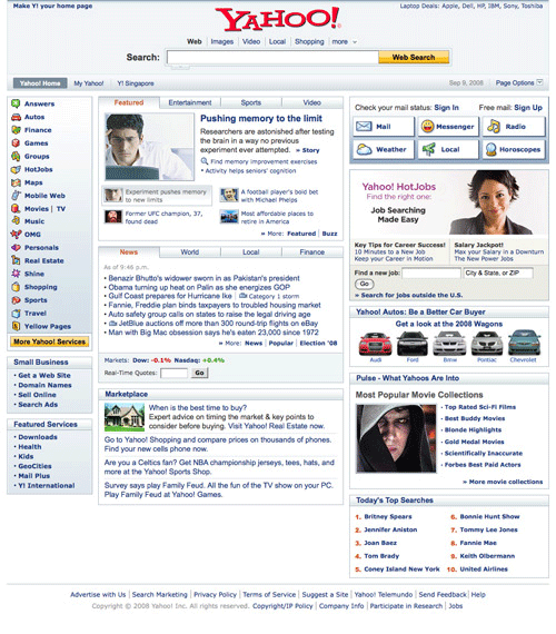 3315634332 4b4807b7ae o Websites We Visit: How They Look Like 10  Years Ago